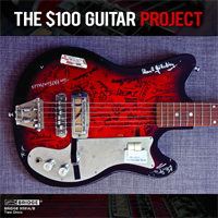 $100 Guitar Project, CD on Bridge Records